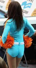Giants-Sensationals-Cheerleader